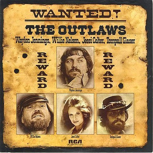 Waylon Jennings & Willie Nelson Outlaws