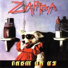 Zappa Frank Them Or Us