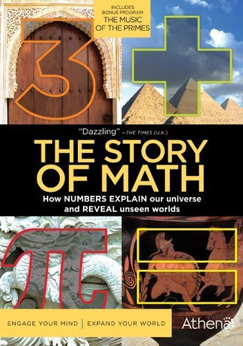 Story Of Math Story Of Math Ws Nr 3 DVD