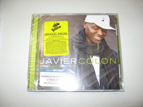 Javier Colon Come Through For You Deluxe Ed.