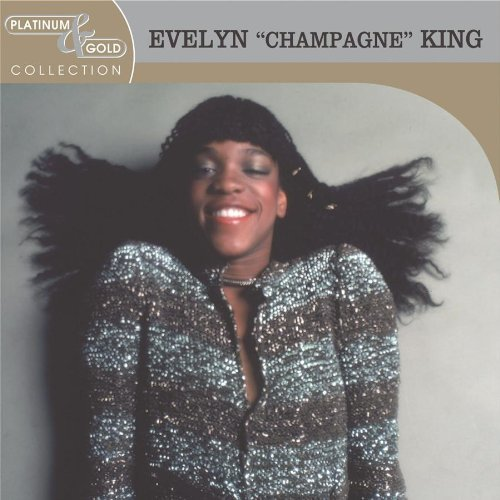 Evelyn Champagne King Platinum & Gold Collection CD R Platinum & Gold Collection