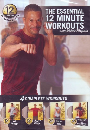 Essential 12 Minute Workouts Essential 12 Minute Workouts