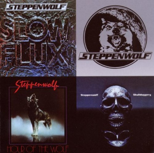 Steppenwolf Slow Flux Hour Of The Wolf Sku 2 CD Set