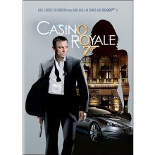 James Bond Casino Royale Craig Green Dench Wright DVD Pg13 Ws