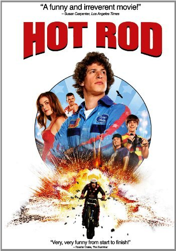 Hot Rod Samberg Fisher Arnette Mcbride Hader DVD Pg13