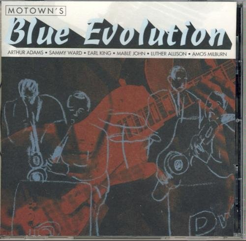 Motown's Blue Evolution Motown's Blue Evolution