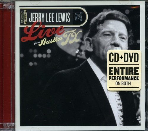 Jerry Lee Lewis Live From Austin Texas