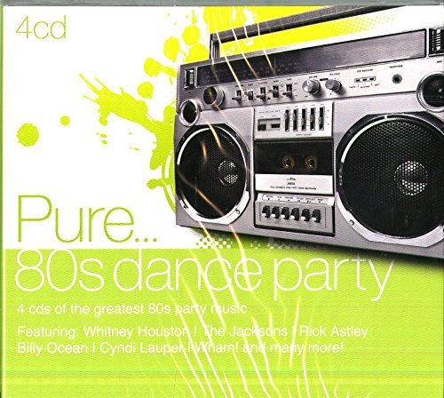 Pure 80's Dance Party Pure 80's Dance Party Import Gbr