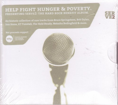 Bruce Springsteen Bob Dylan Jackson Browne Kt T Serve2 The Hard Rock Benefit Album