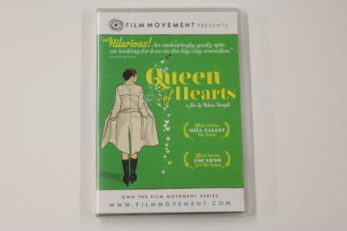 Queen Of Hearts DVD
