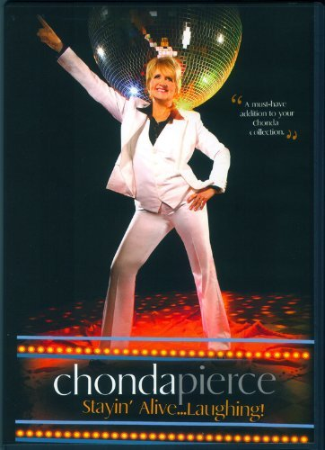 Chonda Pierce Stayin' Alive... Laughing