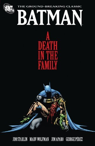 Jim Starlin A Death In The Family