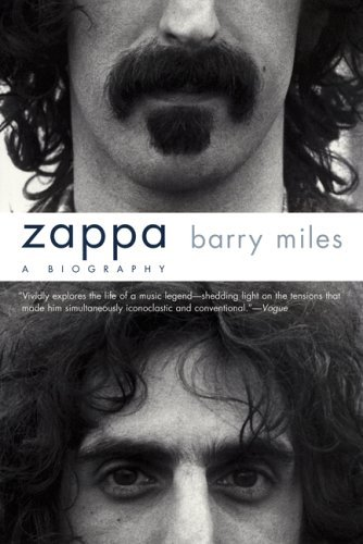 Barry Miles Zappa A Biography