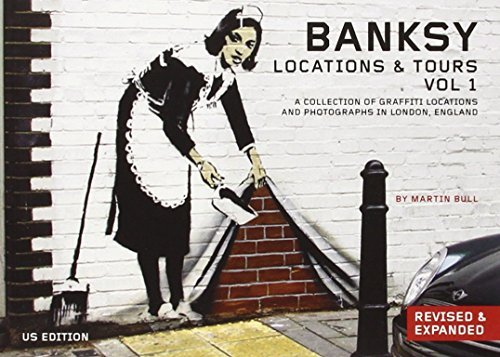 Bull Martin Banksy Locations & Tours 1