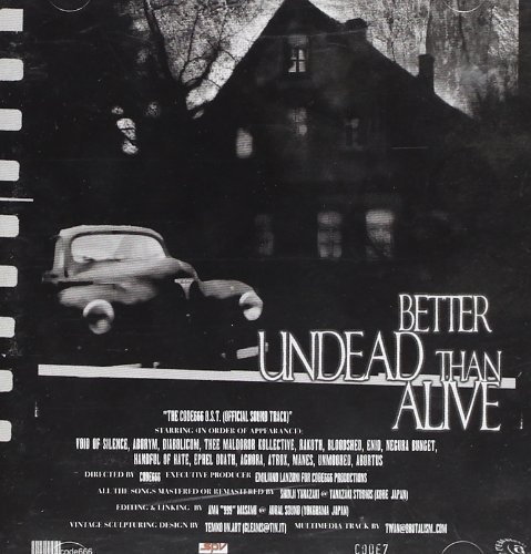 Better Undead Than Alive Better Undead Than Alive Import Eu