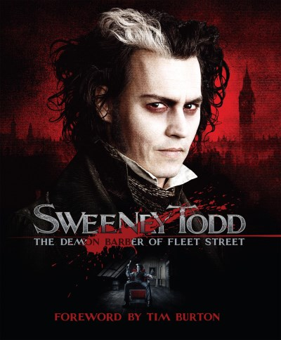 Mark Salisbury Sweeney Todd The Demon Barber Of Fleet Street