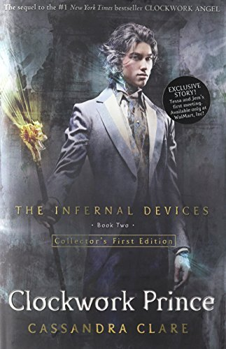 Cassandra Clare Clockwork Prince Walmart Edition (the Infernal De Walmart Edition