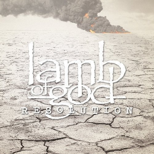 Lamb Of God Resolution Import Gbr 2 Lp