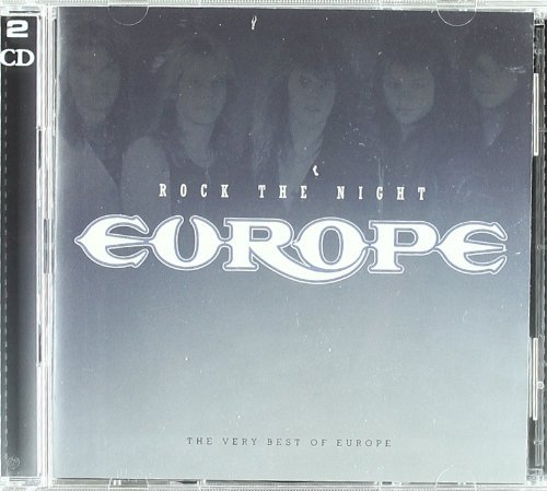 Europe Rock The Night Very Best Of Import Eu