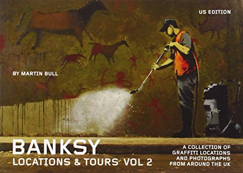 Bull Martin Banksy Locations & Tours 2