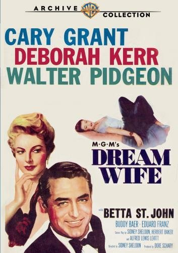 Dream Wife Grant Kerr Pidgeon Ws DVD R Nr