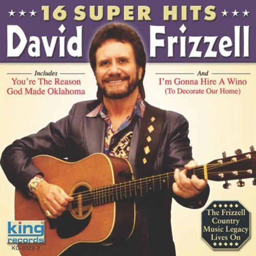 David Frizzell 16 Super Hits