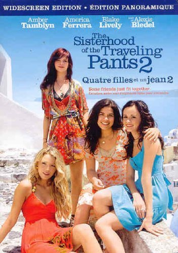 Sisterhood Of The Traveling Pants 2 Tamblyn Bledel Ferrera DVD
