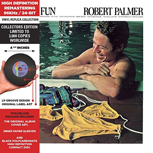Robert Palmer Double Fun Remastered Lmtd Ed.