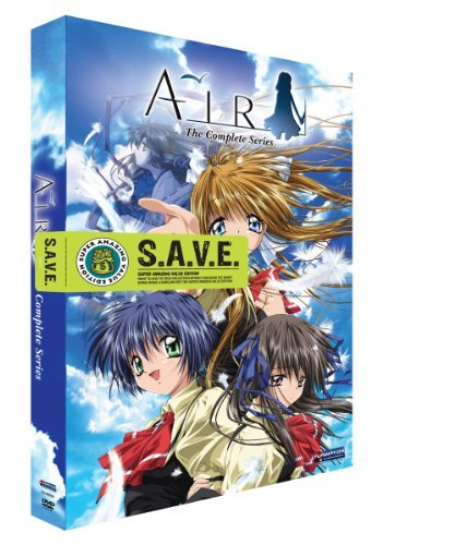 Air Tv Complete Box Set S.A.V.E. Tv14 3 DVD