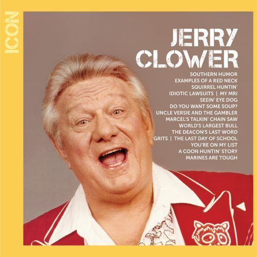 Jerry Clower Icon