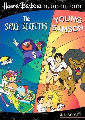 Space Kidettes Young Samson Space Kidettes Young Samson Made On Demand Nr 4 DVD