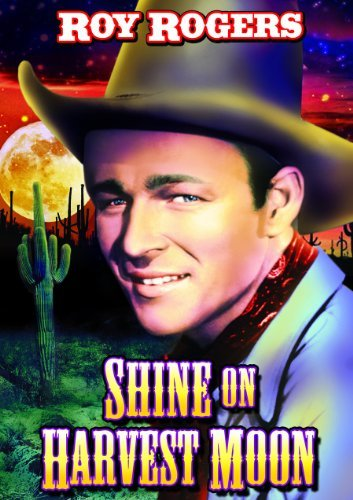 Shine On Harvest Moon (1939) Rogers Roy Bw Nr