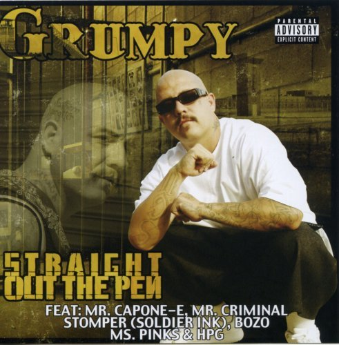 Grumpy Straight Out The Pen Explicit Version Enhanced CD
