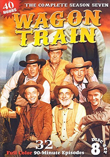 Robert Horton Frank Mcgrath Terry Wilson John Mcin Wagon Train The Complete Season Seven 32 Episo