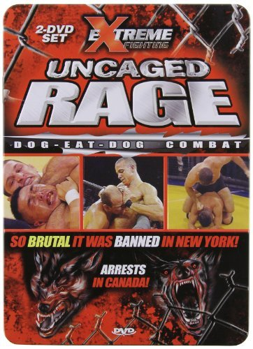 Extreme Fighting Uncgaed Rage Collectors Tin Extreme Fighting Uncaged Rage