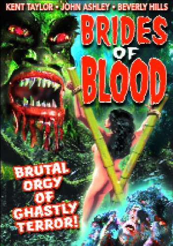 Brides Of Blood (1968) Taylor Ashley Powers Nr