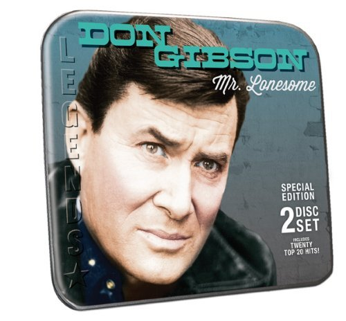 Gibson Don Mr. Lonesome Collector's Tin