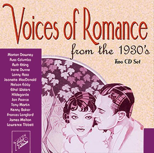 Voices Of Romance From The 193 Voices Of Romance From The 193 2 CD