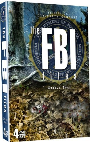 Fbi Files Fbi Files Season 4 Nr 4 DVD
