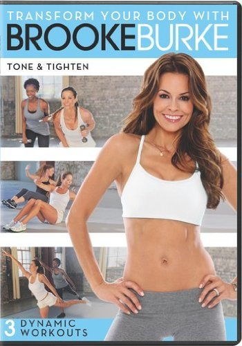 Brooke Burke Transform Your Body Tone & Ti Ws Nr
