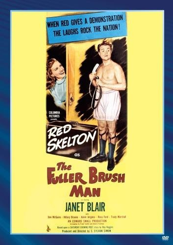 Fuller Brush Man Blair Brooke Mcguire Bw DVD R Nr