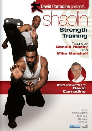 Shaolin Strength Training Carradine David Nr