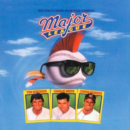 Major League Soundtrack CD R