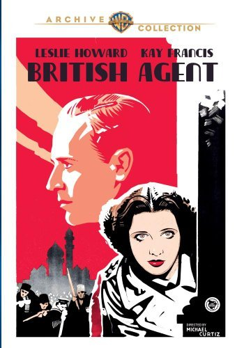 British Agent (1934) Howard Francis Gargan DVD Mod This Item Is Made On Demand Could Take 2 3 Weeks For Delivery