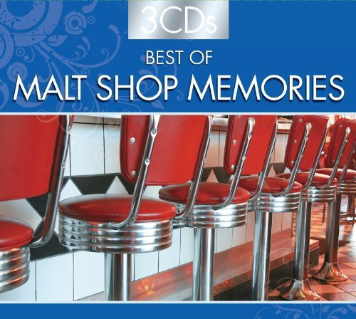 Various (original Artist Re Recording) Best Of Malt Shop Memories (3 CD Set)