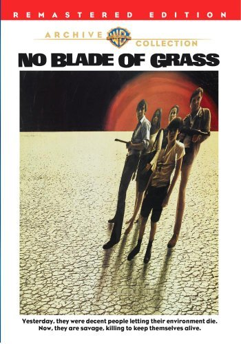 No Blade Of Grass Davenport Wallace May DVD R Ws R