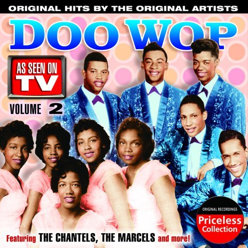 Doo Wop As Seen On Tv Vol. 2 Doo Wop As Seen On Tv
