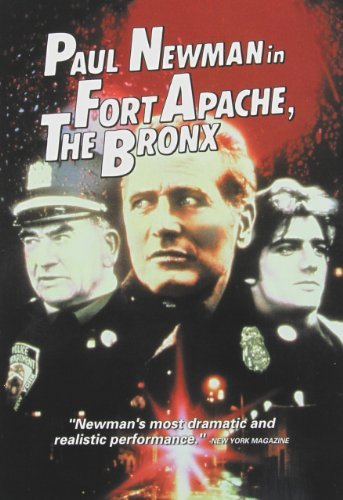 Fort Apache The Bronx Newman Asner Wahl R