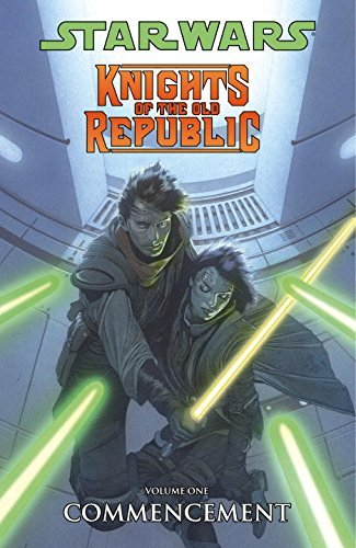 John Jackson Miller Star Wars Knights Of The Old Republic Volume 1 Commencement