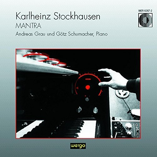 K. Stockhausen Mantra' For 2 Pianists